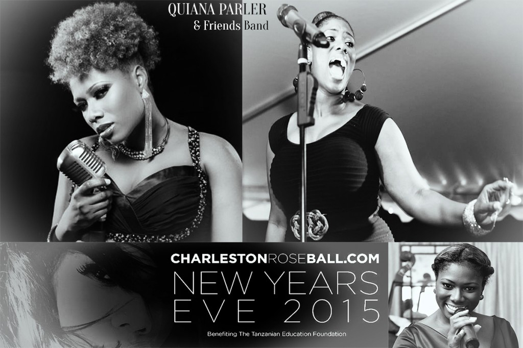 quiana parler and friends rose ball